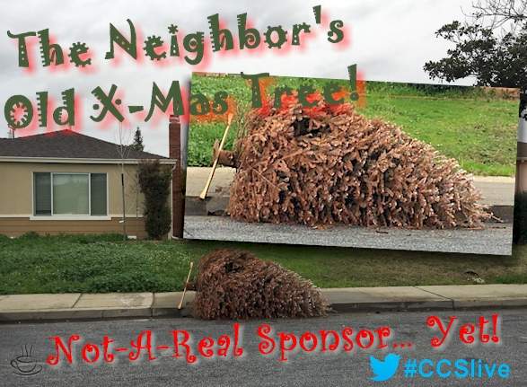 04 - Ad - Your Neighbor's Old X-Max Tree